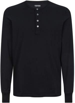 Tom Ford Henly Long Sleeve T-Shirt