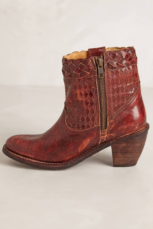 Bed Stu Woven Tessie Boots