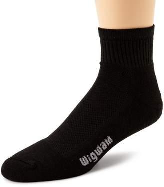 Wigwam Unisex Cool-Lite Pro Quarter Length Sock