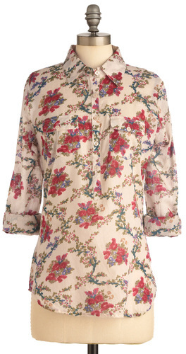 Blouse Party Top