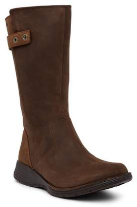 Merrell Travvy Waterproof Tall Zip Boot