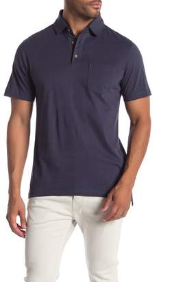 Tailor Vintage Short Sleeve Jersey Polo