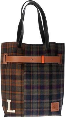 Loewe Vertical Strap Shopper Bag
