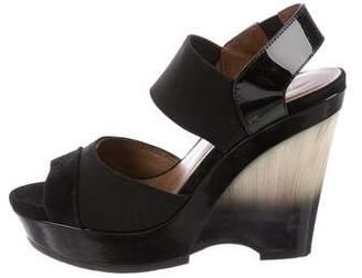 Donald J Pliner Dyno Wedge Sandals
