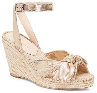 Loeffler Randall Women's Tessa Espadrille Wedge Platform Sandals