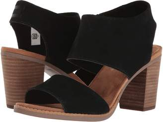Toms Majorca Cutout Sandal Women's Shoes