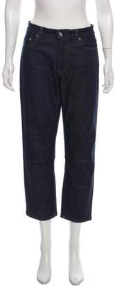 Acne Studios ROW STR RW Boyfriend Jeans