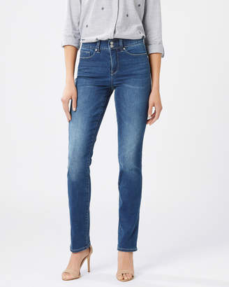 Jeanswest Tummy Trimmer Slim Straight Jeans