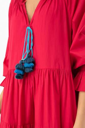 4f85b1d82a Figue Hacienda Red Bella Dress