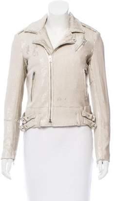 IRO Hilana Sequined Jacket