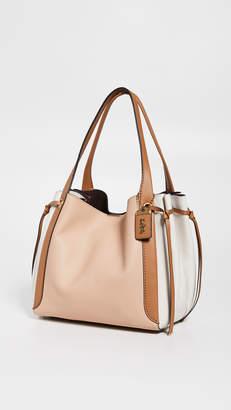 Coach 1941 Colorblock Harmony Hobo Bag