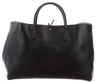 Anya Hindmarch Ebury Smiley Tote