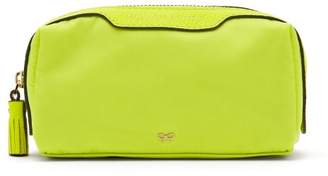 Anya Hindmarch Girlie Stuff Make Up Pouch - Womens - Yellow