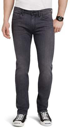 Paige Transcend Federal Slim Fit Jeans in Walter Grey