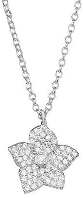Kate Spade Blooming Floral Crystal Pendant Necklace