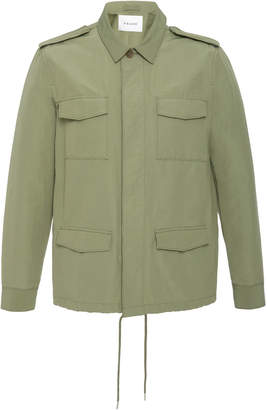 Frame Military Patch Pocket Jacket