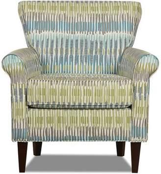 Klaussner Furniture Korin Wing back Chair