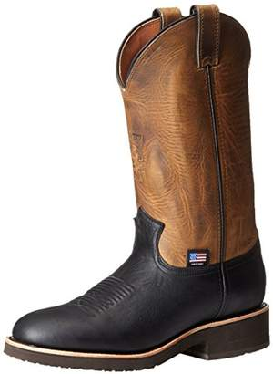 "Chippewa Men's 12"" Round Toe 29329 Pull On Boot"
