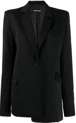 House of Holland asymmetric blazer