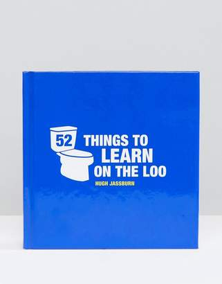 Books 52 Things To Learn On The Loo Book