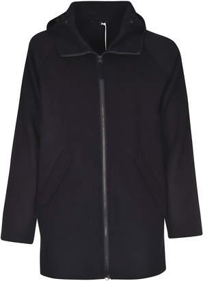 Aspesi Side Slit Pocket Zipped Jacket