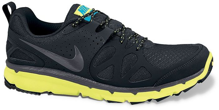 Nike flex high-performance trail running shoes - men