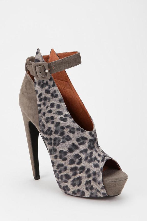 Jeffrey Campbell Drucilla Leopard Heel