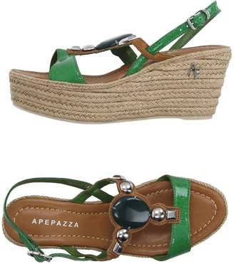 FOOTWEAR - Espadrilles Apepazza Discount Browse New Styles Cheap Online Discount Wholesale Outlet Locations Online 4vrhSGDUX