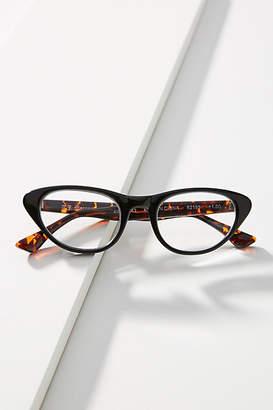 Anthropologie Shimmy Cat-Eye Reading Glasses