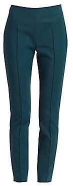 Akris Women's Melissa Cotton-Techno Stretch Pants