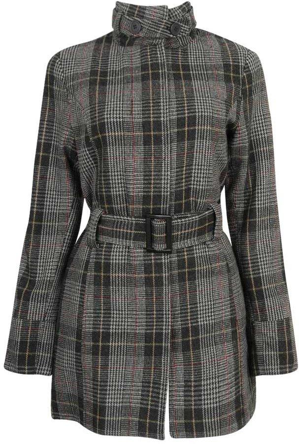 Merrimack Tweed Coat