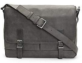 Frye Men's Oliver Leather Messenger Bag