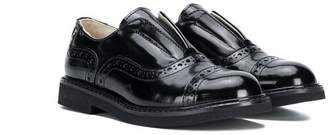 Montelpare Tradition TEEN slip-on brogues