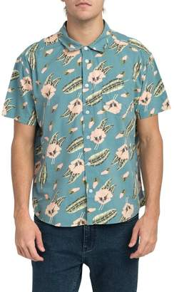 RVCA Pelletier Tropic Short Sleeve Shirt