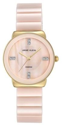 Anne Klein Bracelet Watch, 32mm $125 thestylecure.com