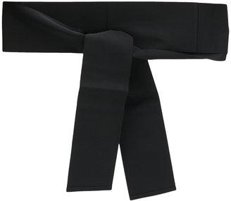 Sara Roka lace-up belt