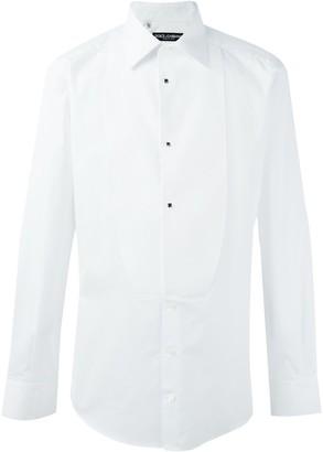 Dolce & Gabbana evening dress shirt