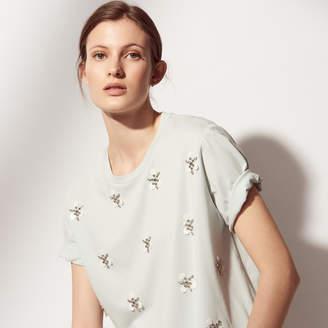 Sandro Bijoux T-shirt