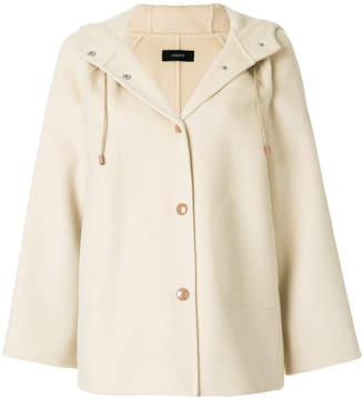 Joseph hooded jacket