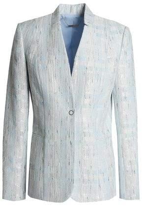 Monet Bouclé-Tweed Blazer