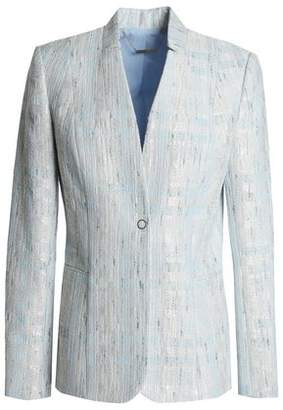 Elie Tahari Monet Boucle-tweed Blazer