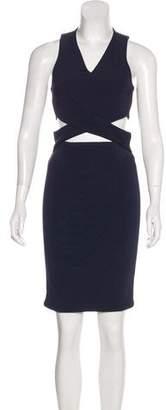 Nicholas Bodycon Cutout Dress