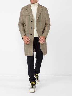 Holiday Checked coat