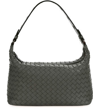 Bottega Veneta Small Intrecciato Hobo Bag