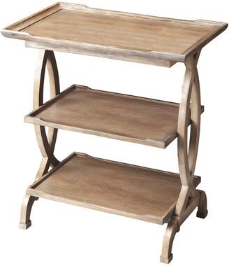 Butler Kimiko Driftwood Side Table