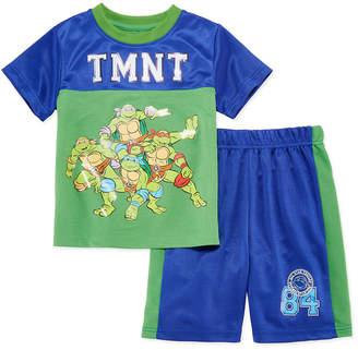 Novelty Sets 2-pc. Teenage Mutant Ninja Turtles Short Set Toddler