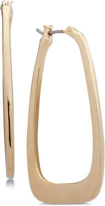 Nine West Geometric Hoop Earrings