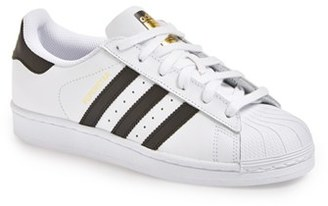 Women's Adidas Superstar Sneaker $79.95 thestylecure.com