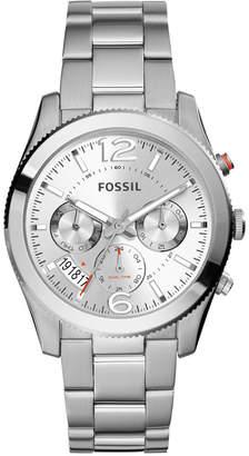 Fossil Women's Perfect Boyfriend Stainless Steel Bracelet Watch 40mm ES3883 $135 thestylecure.com