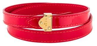 Louis Vuitton Box It Wrap Bracelet